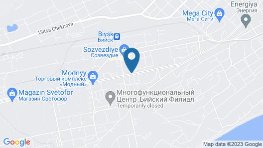 Dobrye Sutki Apartment on Merlina 20 Map