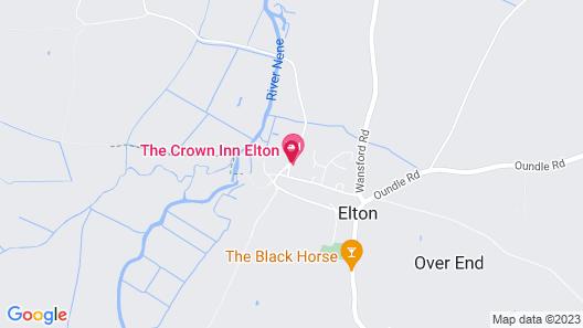The Crown Inn Map