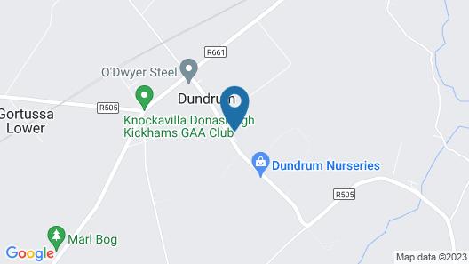 5 Kilnamanagh Manor Map