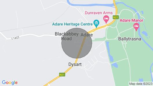 Adare Field Cottage Map