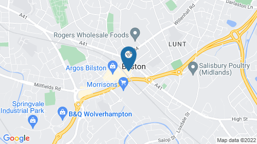 ATZ&H Inn Map