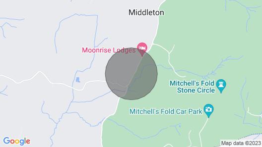 Moonrise Lodge - Curlew Lodge Map
