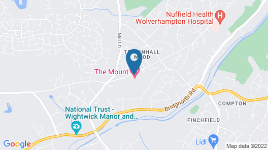 The Mount Hotel Map