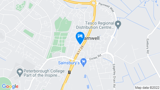 KVM - Swan House Map