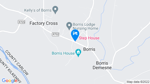 Step House Hotel Map