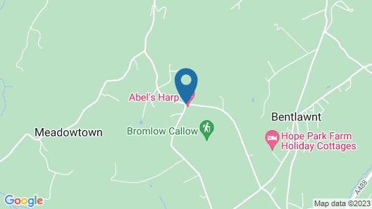 Abel's Harp Map