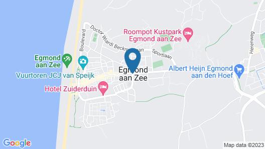Villa Surf Map