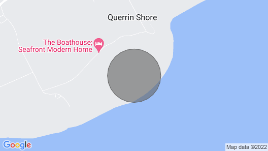 Detached Spacious Cottage On The Wild Atlantic Way and The Loop Head Peninsula Map