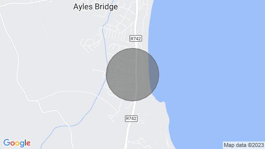 Glenbeg Point Holiday homes No 55 Map