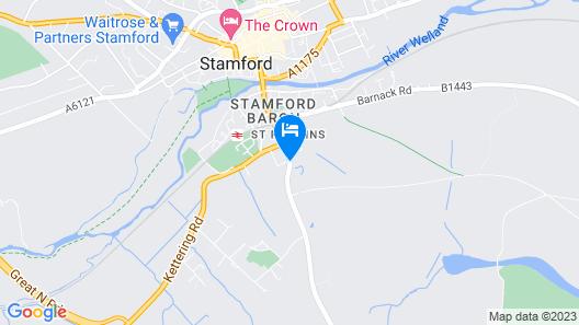 William Cecil Map