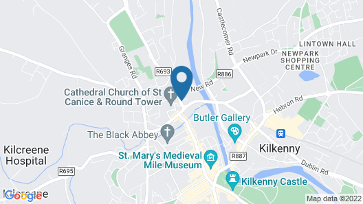 Kilkenny Inn Map