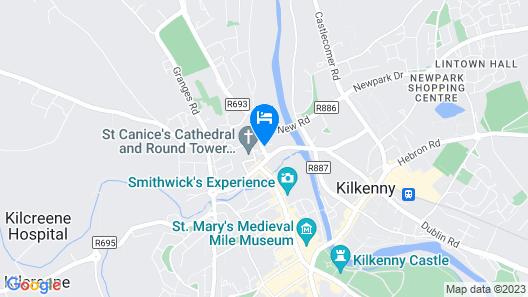 Kilkenny Inn Map