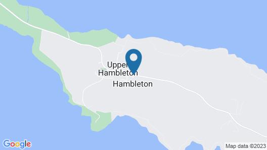 Hambleton Hall Map