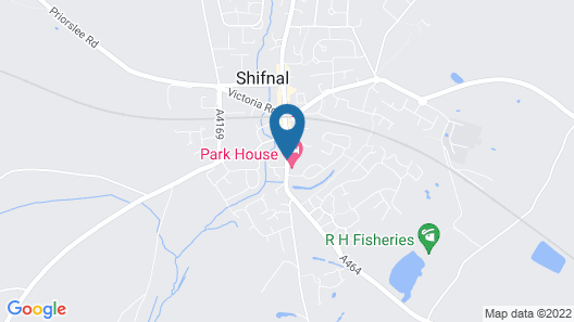 Park House Hotel Map