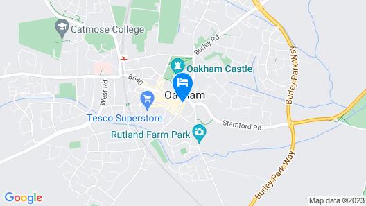 Mill Street Pub & Kitchen Map