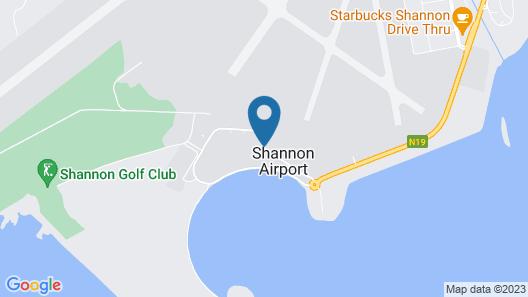 Park Inn by Radisson Shannon Airport Map
