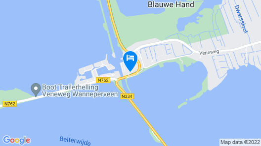 Hotel Giethoorn 2 Stay Map