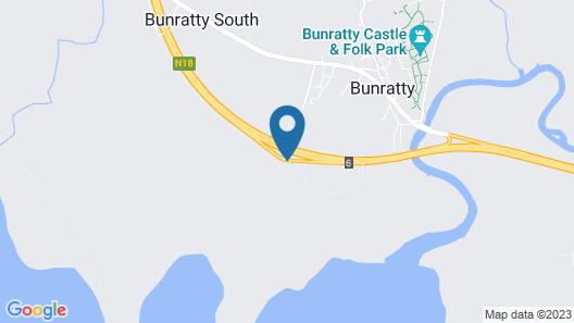 Briar Lodge Map