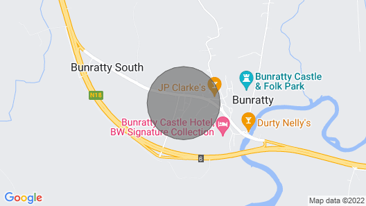 Bunratty West 4013 Map