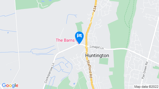 The Barns Map
