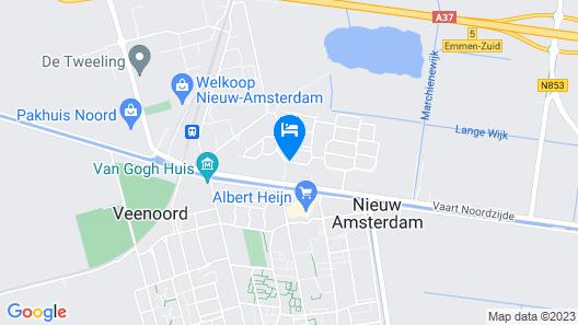 Short Stay Emmen Map