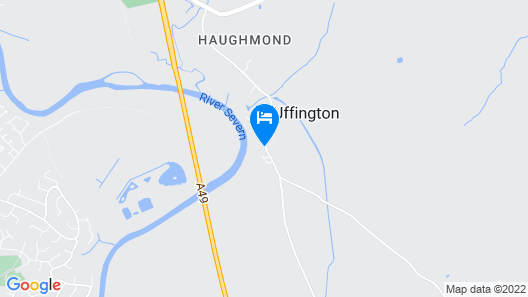 The Corbet Arms Map