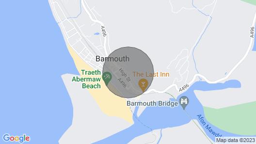Seaview Apartment Map