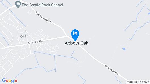Abbots Oak Manor Map