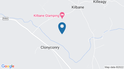 Luxury Two-bed Glamping Pod in County Clare Map