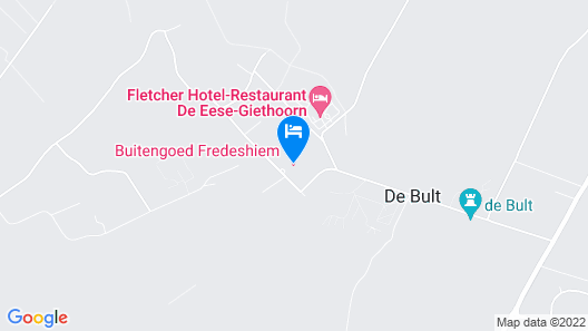Buitengoed Fredeshiem Map