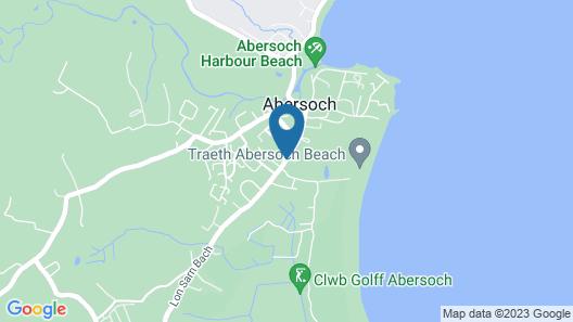 The Egryn Abersoch LLP Map