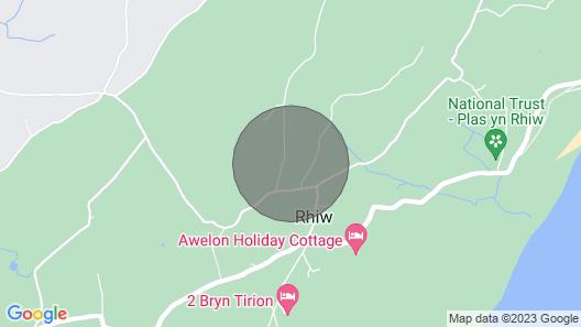 Conion Ganol Map