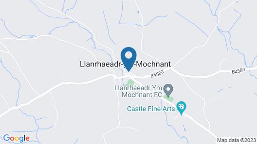 The Shepherd's Hut Map