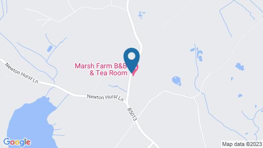 Marsh Farm Map