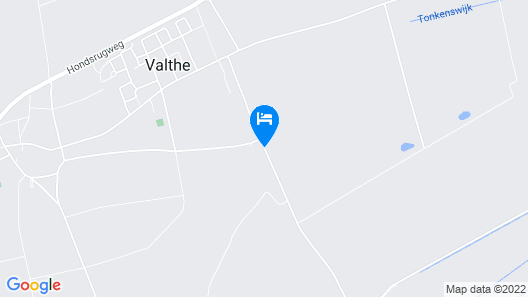 Beautifully Located House on the Drentse Flatlands Map