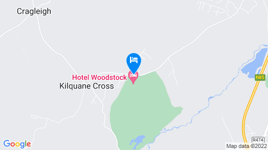 Hotel Woodstock, an Ascend Hotel Collection Member Map