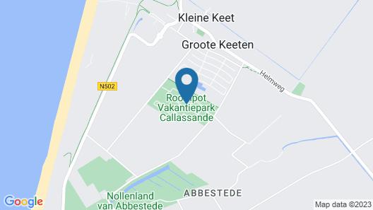 CS 48 - Vakantiepark Callassande Map