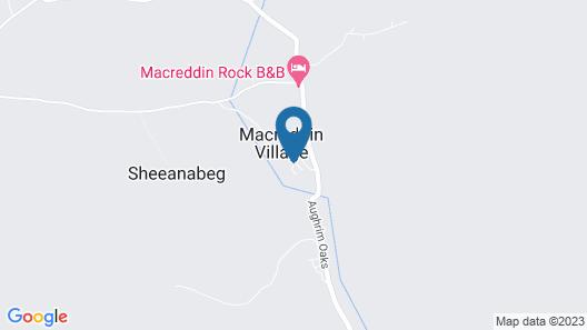 Brooklodge & Macreddin Village Map