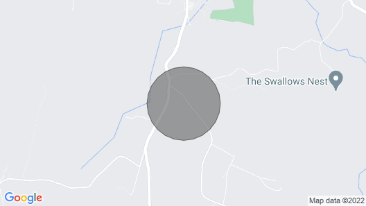 Detached Bungalow in Elevated Position on Quiet Country Road With Large Gardens and Enjoying e Map