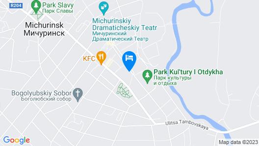 Mini Hotel Maki Map