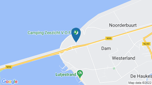 2 Bedroom Accommodation in Westerland Map
