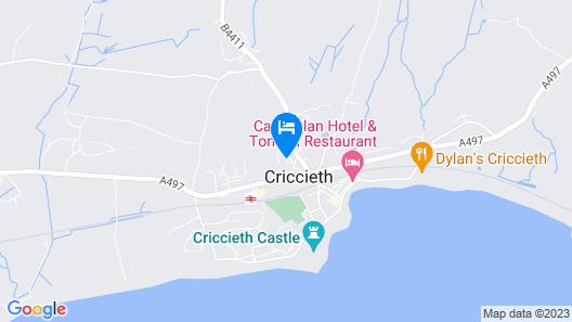 Casula Map