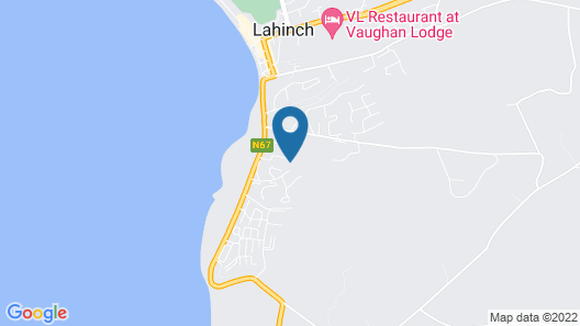 Corran Meabh Holiday Village Lahinch 4011 Map