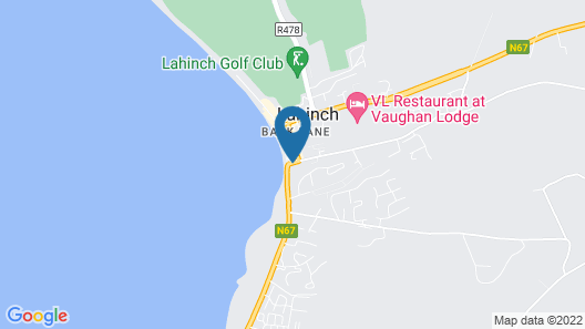 LAHINCH HOSTEL Map