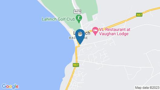 Lahinch Coast Hotel & Suites Map