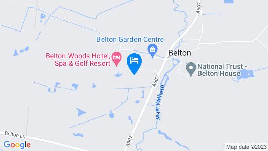 Belton Woods Map