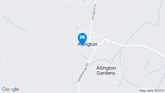 Allington Manor Map