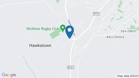 Glen na Smole Map