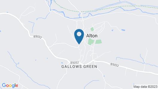Peakstones Inn Map