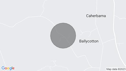 Kitty's Cottage Ballycotton Map